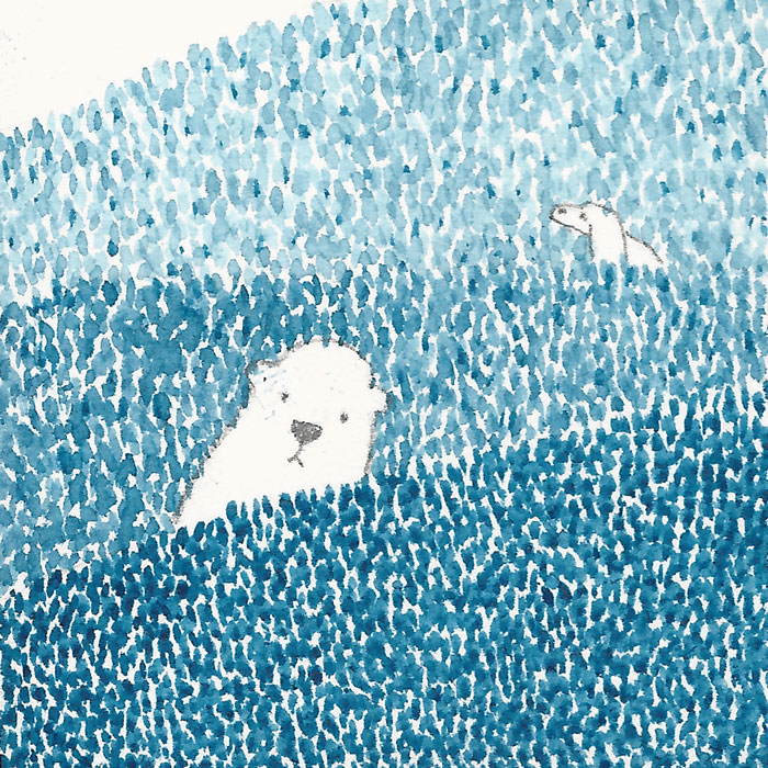 2021.03.26 Blue baby's breath 青のかすみ草