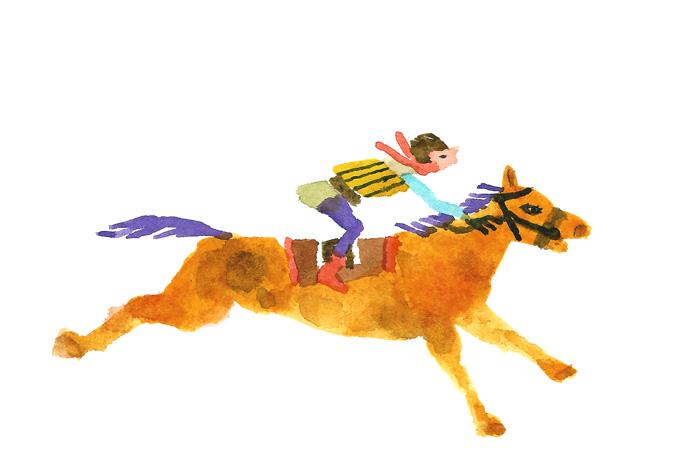 2021.04.10 Swift horse 駿馬